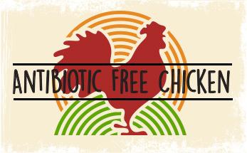 ANTIBIOTIC FREE CHICKEN